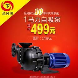 塑料自吸泵 塑料耐酸碱自吸泵厂 高性价比防腐无泄漏图片