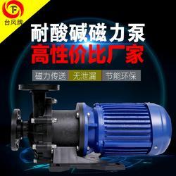 台风无轴封磁力泵 涂装专用泵图片