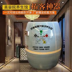 供应负离子能量养生缸,美容院排毒舱定制厂家图片