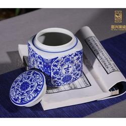 大量供应陶瓷罐子 茶叶罐 密封罐·图片