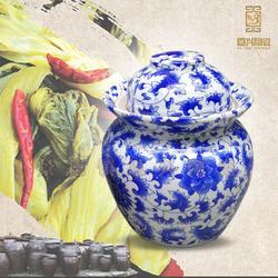 陶瓷腌菜坛 陶瓷坛子 陶瓷泡菜坛生产厂家图片