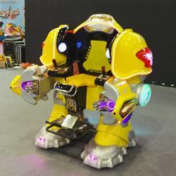 商场儿童游乐设备金刚机器人厂家直销现货图片