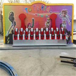 室內游樂兒童游樂設施搖滾排排坐放心省心現貨圖片