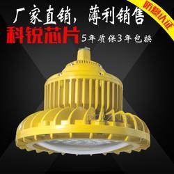 化工厂LED防爆灯100W、圆形LED防爆灯图片