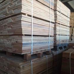德国金威木业 进口 欧洲榉木 直边板 地板料 中长木料 实木 木板 25mm A级 土豪级板材 家具材图片