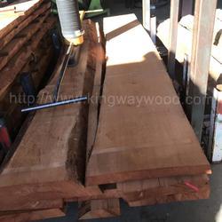 德国金威木业 进口榉木 毛边板 实木 定制尺寸 等级齐全 A级AB级ABC级B级均可 木板 木材图片