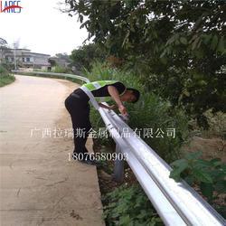 田东县波形梁钢护栏板、乡村公路防撞栏参数规格图片