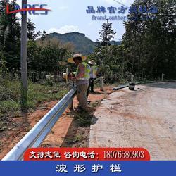 灌阳县波形护栏参数规格热镀锌乡村公路防撞栏可定制上门安装图片