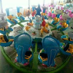 景区儿童游乐激战鲨鱼岛亲子游乐图片