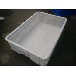 塑料食品方盆食品箱厂家图片