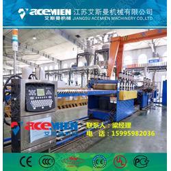 塑料建筑模板生产线设备 pp中空建筑模板生产线设备厂家批发
