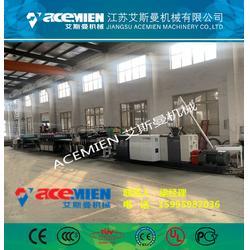 工程用中空建筑模板生产线图片