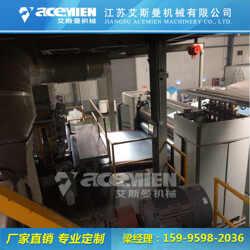 生产无纺布机械设备 无纺布设备 无纺布生产线图片