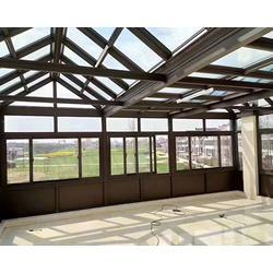 山西断桥铝阳光房-太原伊莱德阳光房厂家图片