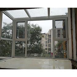 山西伊莱德门窗厂家 山西专业定做铝合金门窗 山西铝合金门窗图片