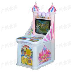 新款儿童乐园亲子投币游艺机 全民推金币游艺机 电玩城娱乐设备图片