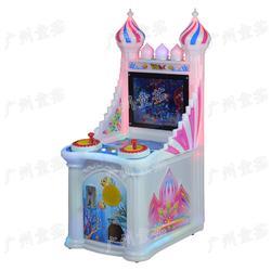 新款儿童钓鱼机 2合1室内投币电玩设备 亲子娱乐钓鱼游艺机图片