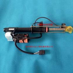 徐工XS262J压√路机发动机后罩电机 升降器图片