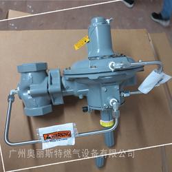 美国Fisher费希尔铸铁燃气调压阀299H图片