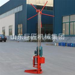 小型勘探钻机 工程建筑浅层轻便取样钻机多功能工程设备图片