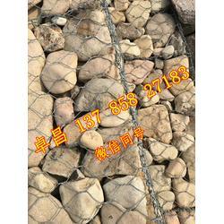 拦河坝护岸格宾石笼 防洪堤固滨笼挡墙 固脚护脚格宾笼 6*2*0.17雷诺护垫图片