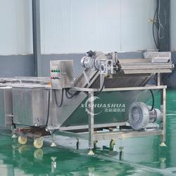 厂家直销蔬菜洗机 果蔬气泡清洗 气泡清洗设备 304材质图片