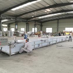 供应厂家直销洗刷刷XSS-6000海带菜巴氏杀菌灭菌机 喷淋水浴式巴氏杀菌机图片