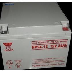 汤浅YUASA蓄电池NP24-12/12V24AH规格参数图片