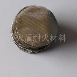 8CM盤香盒香薰爐用防火棉墊 香道專用防火棉香爐墊圖片