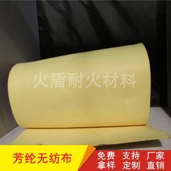 芳纶针刺毡 1313纤维棉垫图片