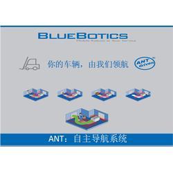 瑞士Bluebotics自然导航ANT系统,激光SLAM高精度定位模块,比西克更好用图片