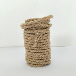 绿化防寒用麻绳厂家直销、华佳麻绳品质保证、湖南绿化防寒用麻绳图片