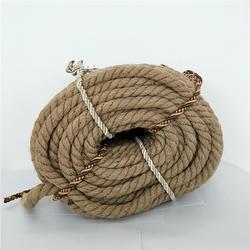 园艺用麻绳-华佳麻绳正规厂家-园艺用麻绳结实耐用图片