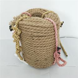 绿化防寒用麻绳-绿化防寒用麻绳-华佳麻绳(查看)图片