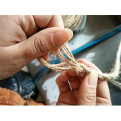 打捆机用麻绳厂家,吉林打捆机用麻绳,华佳麻绳生产厂家图片