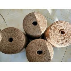 秸秆打捆麻绳多少钱-华佳绳业(在线咨询)秸秆打捆麻绳图片
