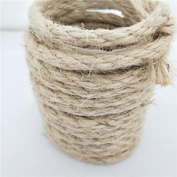 园林绿化专用麻绳-园林绿化专用麻绳-华佳麻绳(查看)图片