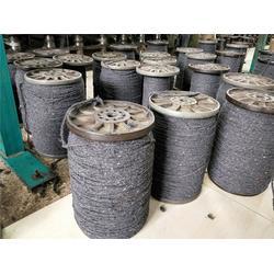 多股黑棉绳-华佳绳业(在线咨询)-黑棉绳图片