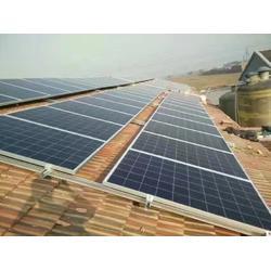 昌日光伏为家用太阳能光伏电站绿色护航,分布式光伏电站机遇无限图片