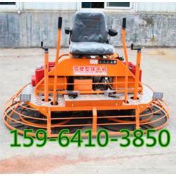 驾驶式水泥地面抹光机 大型混泥土提浆抹平机 载人型汽油收边机图片