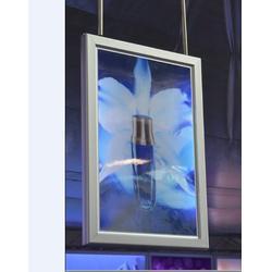 超薄灯箱铝型材广告灯箱铝型材图片