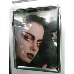 铝合金超薄灯箱 超薄灯箱边框图片