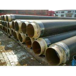 厂家直销聚氨酯发泡保温螺旋钢管图片