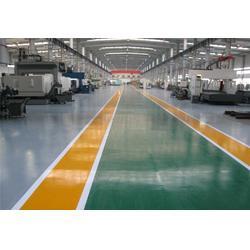 供应青腾牌耐磨聚氨酯地坪涂料规格图片