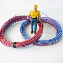 美国GEKAYE温度验证仪湿热热电偶探头 热电偶线图片
