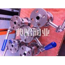 供应不锈钢低温弹簧自动复位球阀图片