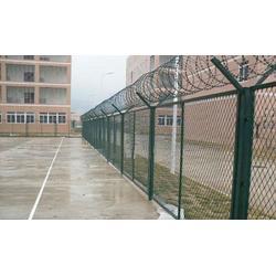 防攀爬监狱梅花刺网监狱护栏网/看守所隔离网图片