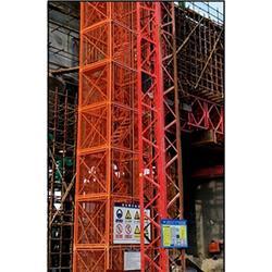 泽晟箱式安全梯笼 综合效益好 安全可靠图片