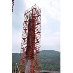 泽晟q235材质安全爬梯 安全可靠 综合效益好图片