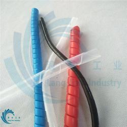 FEP旋切管四氟电缆电线护套缠绕管四氟保护护套 PTFE绕緾管图片